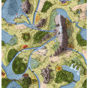 LlamaServer: Map and mod browser on